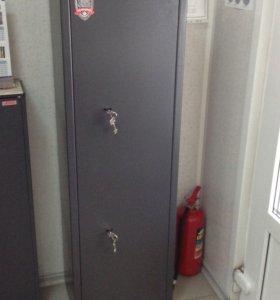 Оружейный сейф Филин-33 (корпус и двери -3мм)