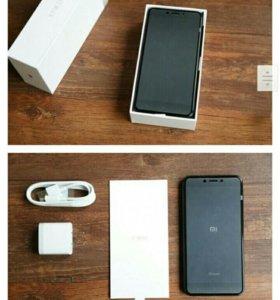 Новый Xiaomi Redmi 4X 16Gb Black