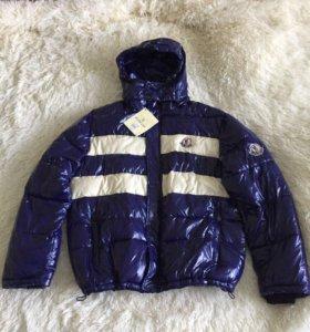 Moncler новая мужская куртка