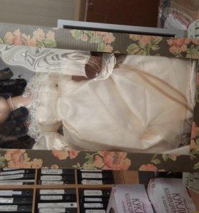 кукла коллекционная шарлотта 58см