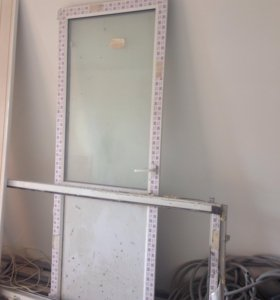 Дверь на балкон/лоджию стеклопакет