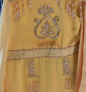 Сахалыы платье