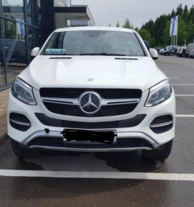Mercedes-Benz GLE Coupe 350 d 3.0 АТ,249 л.с.