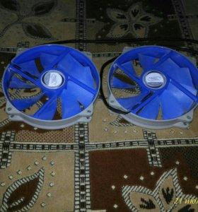 Вентиляторы DeepCool 140x140