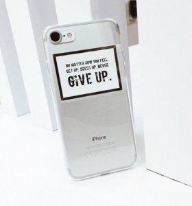 Чехол на айфон 7/7plus