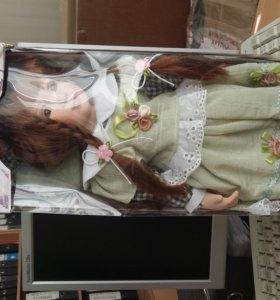 кукла коллекционная Илона 40см
