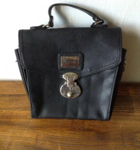 Винтажная мини -сумочка