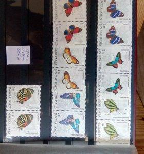 Набор марок Венгрия 1984