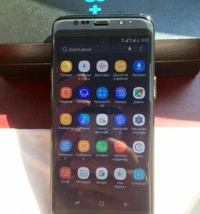 Новый Samsung galaxy S 8 Plus 64Gb