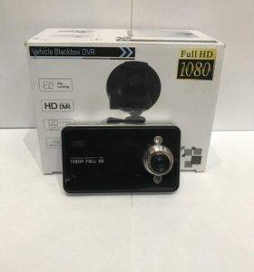Автомобильный видеорегистратор K6000 720P