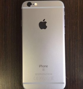 iPhone 6s, Space Gray, 64 Gb