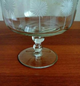 Посуда стеклянная