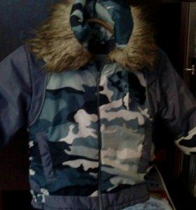Продам куртку зима и пальто