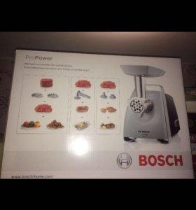 Мясорубка Bosch