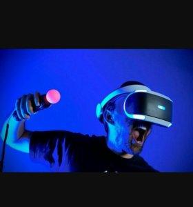 Прокат PS 4 Pro и VR