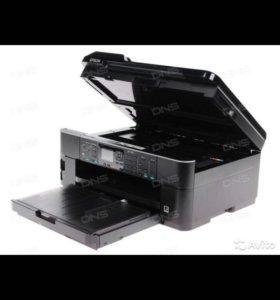 Принтер Epson WorkForce WF-7515