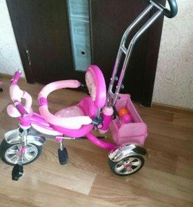 Детский велосипед от 1года до 5 лет