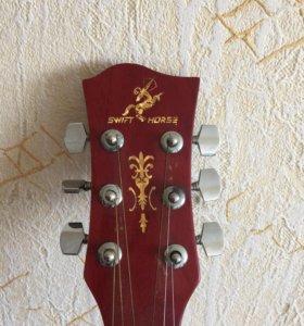 Гитара классика с чехлом