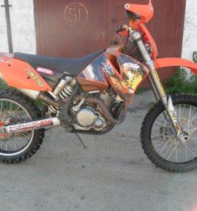 KTM 525 EXC 2006г.