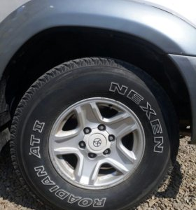TOYOTA Land Cruiser Prado 1997г.