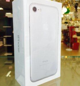 iPhone 7 128Gb Серебристый НОВЫЙ ОРИГИНАЛ