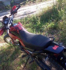 Продам мотоцикл Стелс Эндуро 250