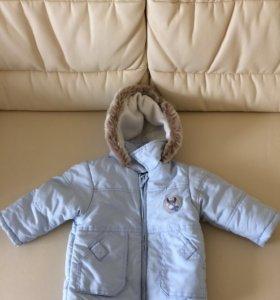 Куртка демисезон 80