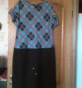 Новое платье, р. 56