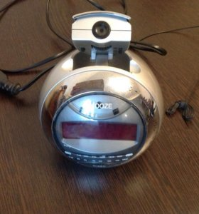 Электро часы-радио