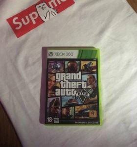 GTA V (Xbox 360) Б/У
