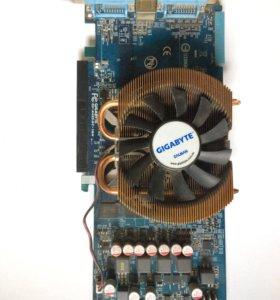 Видеокарта GIGABYTE Radeon HD4850 1GB