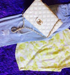 Блуза H&М