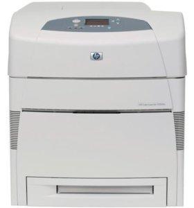Принтер Hp Color LaserJet 5550DN