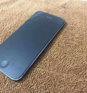 iPhone 5 space grey 16gb