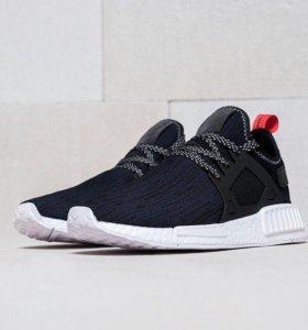 Кроссовки Adidas NMD Primeknit XR1