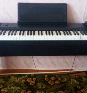 Цифровое пианино CASIO CDP-120+ подставка + педаль