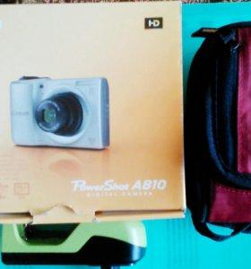 Фотоаппарат canon PowerShot A810