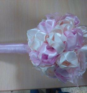 Муляж букета невесты