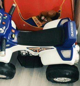 Продам детский квадрацикл