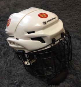 Хоккейный шлем новый. Размер М