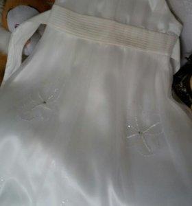Платье нарядное 116 рост