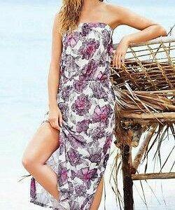Пляжное платье 44-46-48