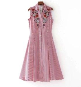 Платье , сарафан , новое 44-46