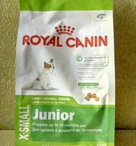 Royal Canin Корм д/щенков очень мелких пород