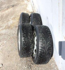 Комплект колес тойота