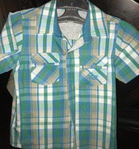 Рубашка на рост 110