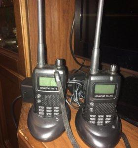 Радиостанции kenwood th-f5