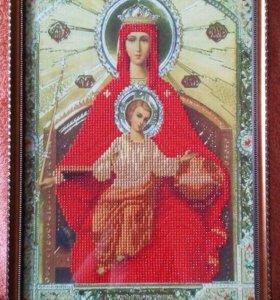 Образ Державной Пресвятой Богородицы.