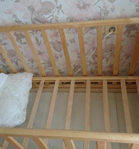 Детская кровать-транфоомер