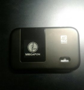 4G wifi модем роутер Мегафон